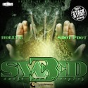 Holly G & Sdot Pdot - S.W.E.D 3 (Smoke Weed Every Day) mixtape cover art