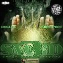 Holly G & Sdot Pdot - S.W.E.D 3 (Smoke Weed Every Day) mixtape cover art