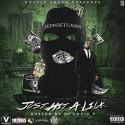 Jeff Get Cash - Just Hit A Lick mixtape cover art