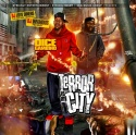 Dice Gambino - Terror To My City mixtape cover art