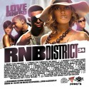R&B District 34 mixtape cover art