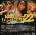 R&B District 22 mixtape cover art