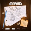 Rolls Royce Rizzy - Y'all Sleep mixtape cover art