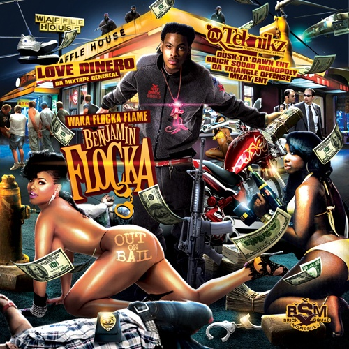 Waka Flocka Ft. Uncle Murda, Ra Diggs & Papoose – Do It Big [Prod. By Mike Da Rockman] (NO DJ)