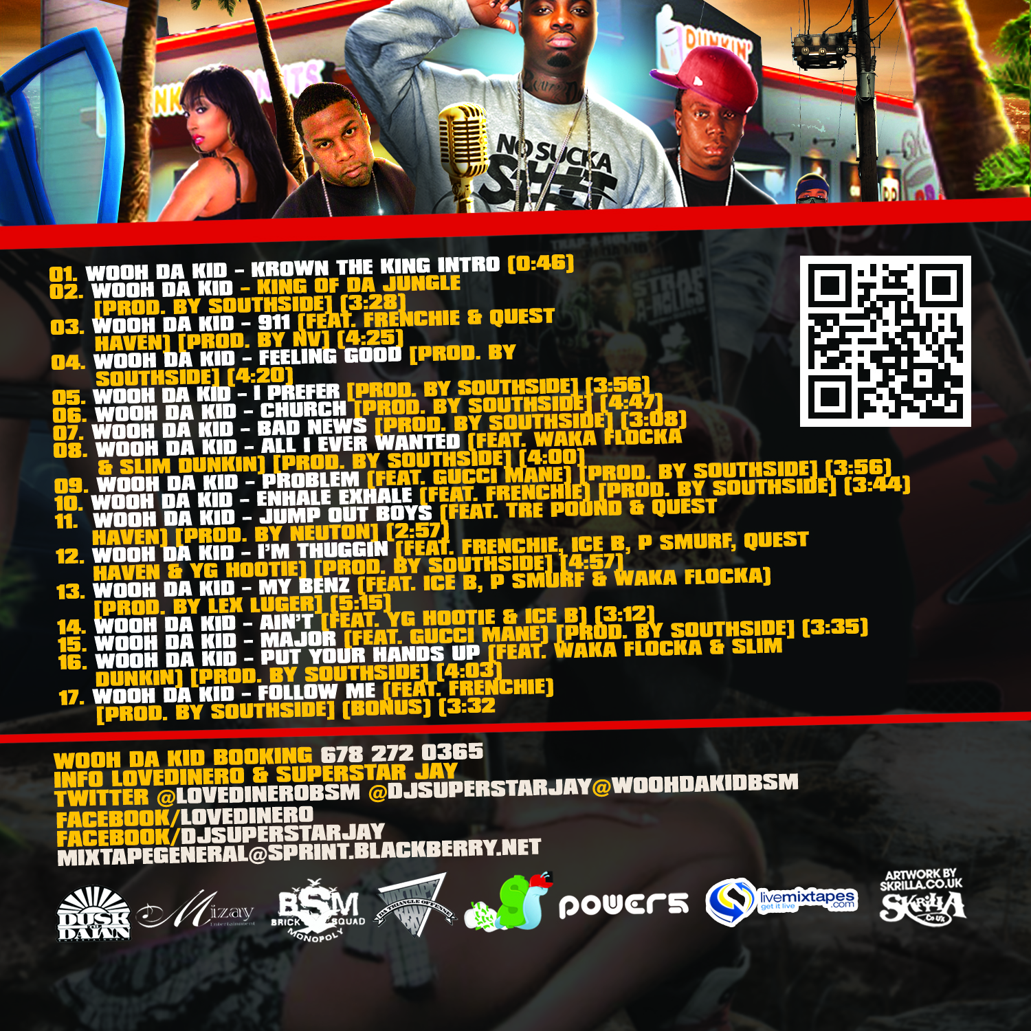 Join Our Free Mixtape Website