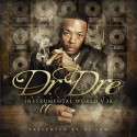 Dr. Dre - Instrumental World, Vol. 38 mixtape cover art