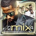 In The Mix 4 mixtape cover art