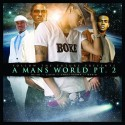 A Man's World R&B, Part 2 mixtape cover art