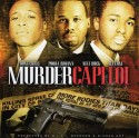 Young Chris, Pooda Brown & Neef Buck - Murder Capitol mixtape cover art