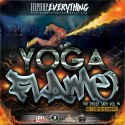 Yoga Flame mixtape cover art