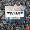 Underground Mashup Pack  mixtape cover art