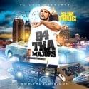 Slim Thug - B4 Tha Majors mixtape cover art
