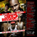Crime Bosses 2 (Camron & Vado Vs. Gucci Mane & Waka Flocka) mixtape cover art