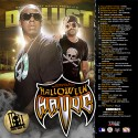Halloween Havoc mixtape cover art