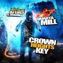 Quarta Mill - Crown Heights Key mixtape cover art