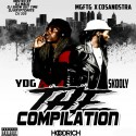 Y.D.G & Skooly - The Compilation mixtape cover art