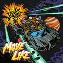 Bad Royale - Move Like EP mixtape cover art