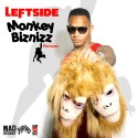Leftside - Monkey Biznizz (Remixes) mixtape cover art