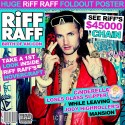 Riff Raff - Birth Of An Icon mixtape cover art