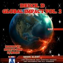 Deuce. D - Global Impact 2 mixtape cover art