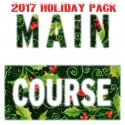 2017 Holiday Pack mixtape cover art