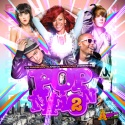 Pop Nation 2 mixtape cover art