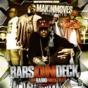 Bars On Deck (Live Radio Freestyles) mixtape cover art