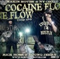 Cocaine Flow mixtape cover art
