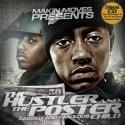 Cassidy & Fabolous - The Hustler & The Poster Child mixtape cover art
