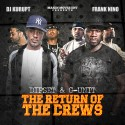 Return Of The Crews mixtape cover art