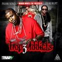 Trap Addicts 3 mixtape cover art
