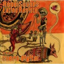 Cuero Digital mixtape cover art