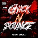 Distrak & Roy Monsta - Chick & Bounce mixtape cover art
