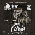Lil Dame - Kurt Kobain (The Kurse Of Stardom) mixtape cover art