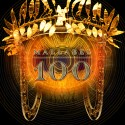 MalLabel 100 mixtape cover art