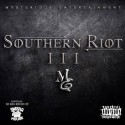 Southern Riot 3  mixtape cover art