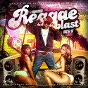 Reggae Blast (Hosted By Camar) mixtape cover art