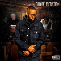 Dbo - Deliberation  mixtape cover art