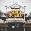 Genius & Felipe - A Eastside Story mixtape cover art