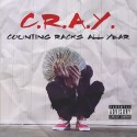 Lil Cray - CRAY (Countin Rackz All Year) mixtape cover art