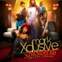 Xclusive R&B 33 mixtape cover art