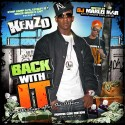 KenZo - Back With It mixtape cover art