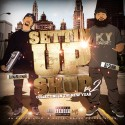 Settin Up Shop 2 mixtape cover art