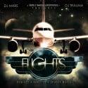 Late Night Flights mixtape cover art