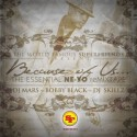 Ne-Yo - Because Of Us mixtape cover art