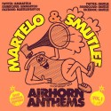 Airhorn Anthems mixtape cover art