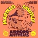 Airhorn Anthems mixtape cover art