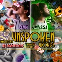 Chrissa SJE & Fade Bully - Unspoken Words mixtape cover art