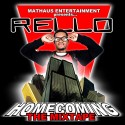 Rello - Homecoming (The Mixtape) mixtape cover art