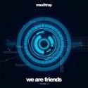 We Are Friends: Volume 3 mixtape cover art